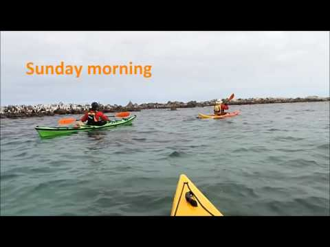 Sea Kayaking: Port Victoria to Wardang & Goose Islands 22/23 Oct 2016