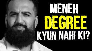 Meneh DEGREE Kyun Nahi Ki? REVEALED   Azad Chaiwala YouTube Videos