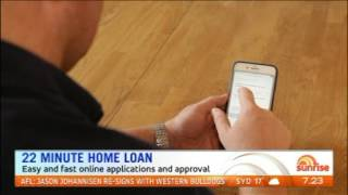 TicToc Home Loans launches on Sunrise on 7 with Kochie