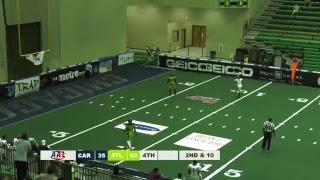 Atlanta Havoc vs Carolina Energy AAL Football