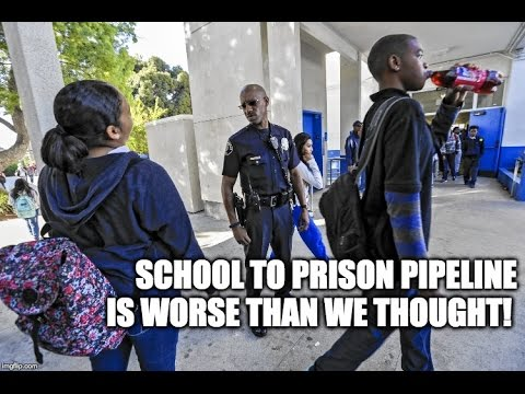 The School To Prison Pipeline Is Worse Than We Thought