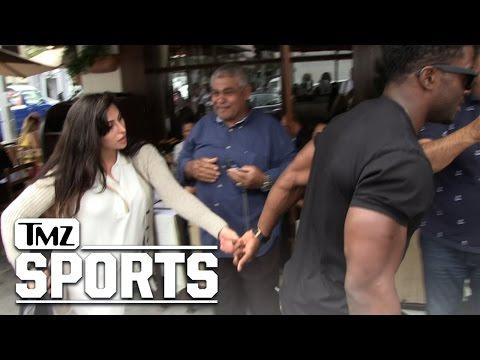 Reggie Bush -- Parallel Life With Kim Kardashian