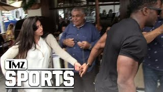 Reggie Bush -- Parallel Life With Kim Kardashian