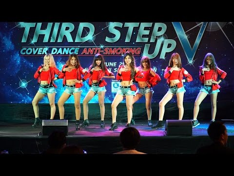 160619 Angelpluz cover AOA - Short Hair + Good Luck @THIRD STEP UP 5th Cover Dance