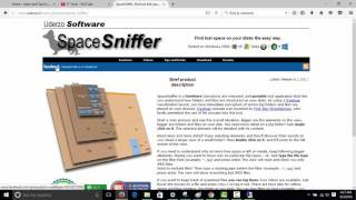 SpaceSniffer, find lost disk space the easy way.