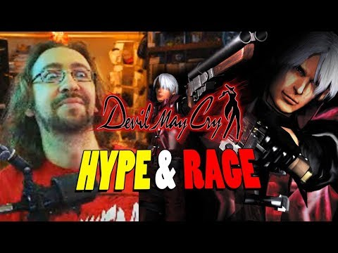 DANTE'S BACK - Devil May Cry Revisited: Hype & Rage Compilation thumbnail