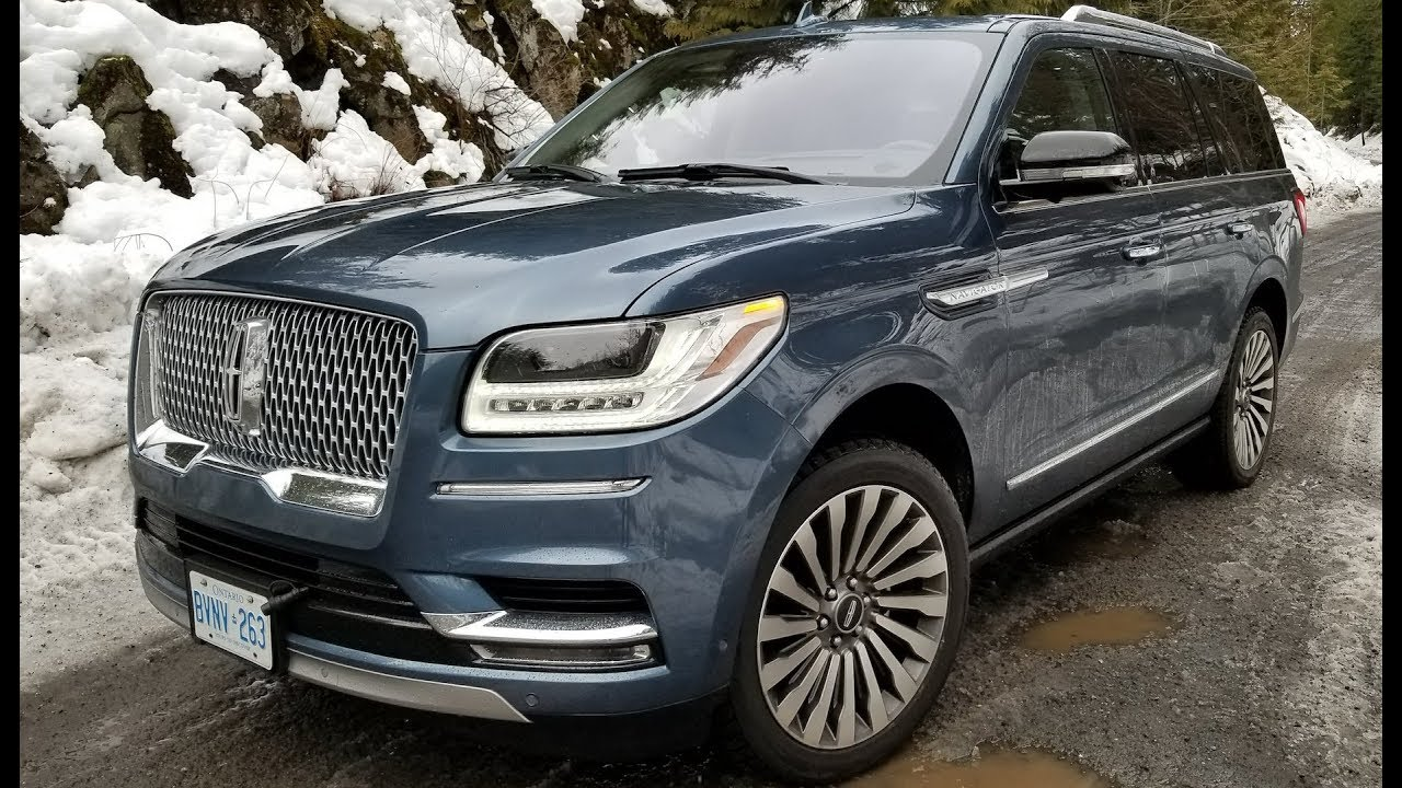 2018 Lincoln Navigator Review The New Standard In Luxury