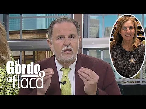 Raúl de Molina se enfureció con su esposa por esta razón | GyF