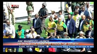 All systems go for PE as ANC'S Election Launch kicks off