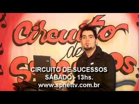 ASSISTA O QUE VAI ROLAR NO CIRCUITO DE SUCESSOS DE SÁBADO AGORA DIA 0904