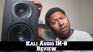 The Best High end Studio Monitor For Home Studios? Kali Audio IN-8 Review
