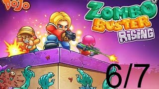 Zombo Buster Rising gameplay walkthrough (6-7)