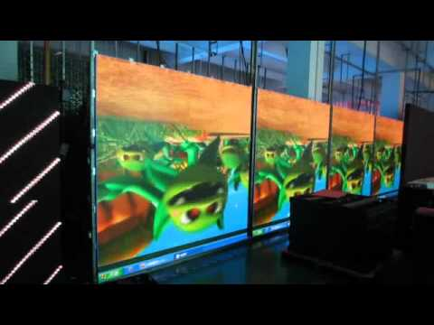 P3 Deluxe Indoor Hd Led Display Led Video Wall 3mm Led Screen Pantallas Led De Alta Definicion