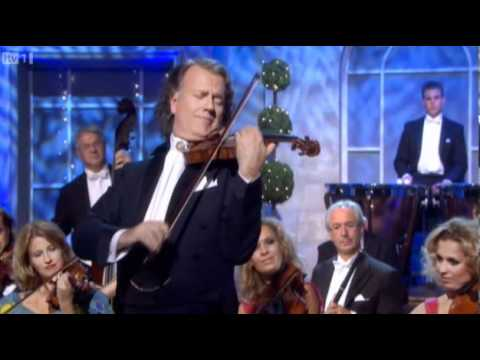 Andre Rieu on The Alan Titchmarsh Show playing edelweiss
