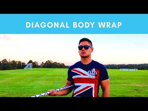 Diagonal Body Wrap | ArtyMac