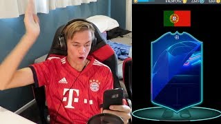 I GOT 98 *CRISTIANO RONALDO* AND 3 TOTT!!! IN THE CRAZIEST PACYBITS 19 PACK OPENING