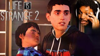 TEARS IN THE FIRST EPISODE COME ON NOW | Life is Strange 2 (Part 0)