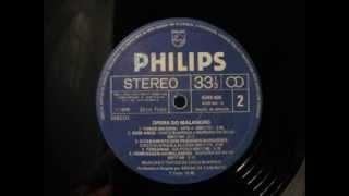 Moreira da Silva - Homenagem Ao Malandro, versão II (LP/1979)