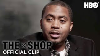 'Everything We Do, We Move The Needle' ft. Nas & LeBron James | The Shop | HBO