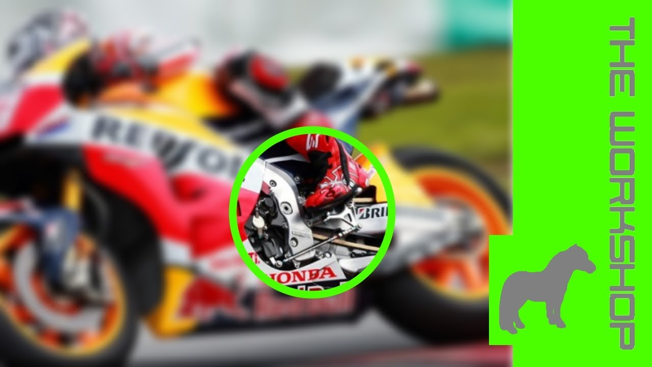 Motogp Gear Shifts Down To Go Up Youtube
