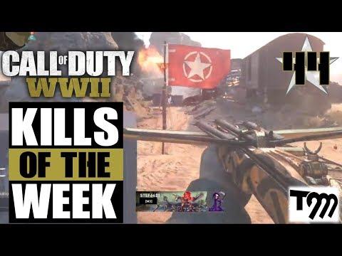Call of Duty WW2 - Top 10 Kills of the Week #44 (COD Top Plays) thumbnail