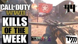 Call of Duty WW2 - Top 10 Kills of the Week #44 (COD Top Plays)