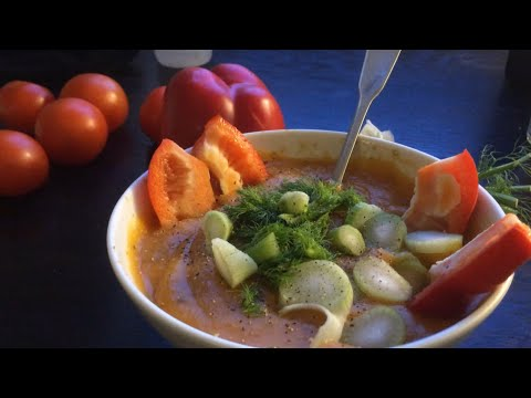 cremige Möhren-Fenchel-Suppe || vegan, Salz- & Ölfrei