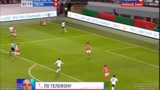 Спартак Тосно 0-1 коментарии Бубнова