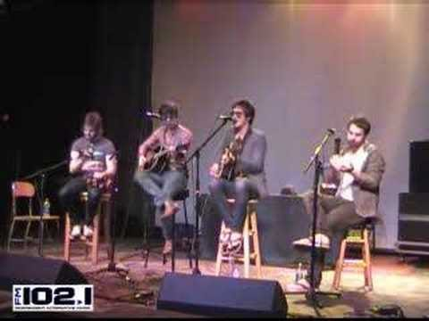 Panic! At The Disco That Green Gentleman Acoustic May 2008