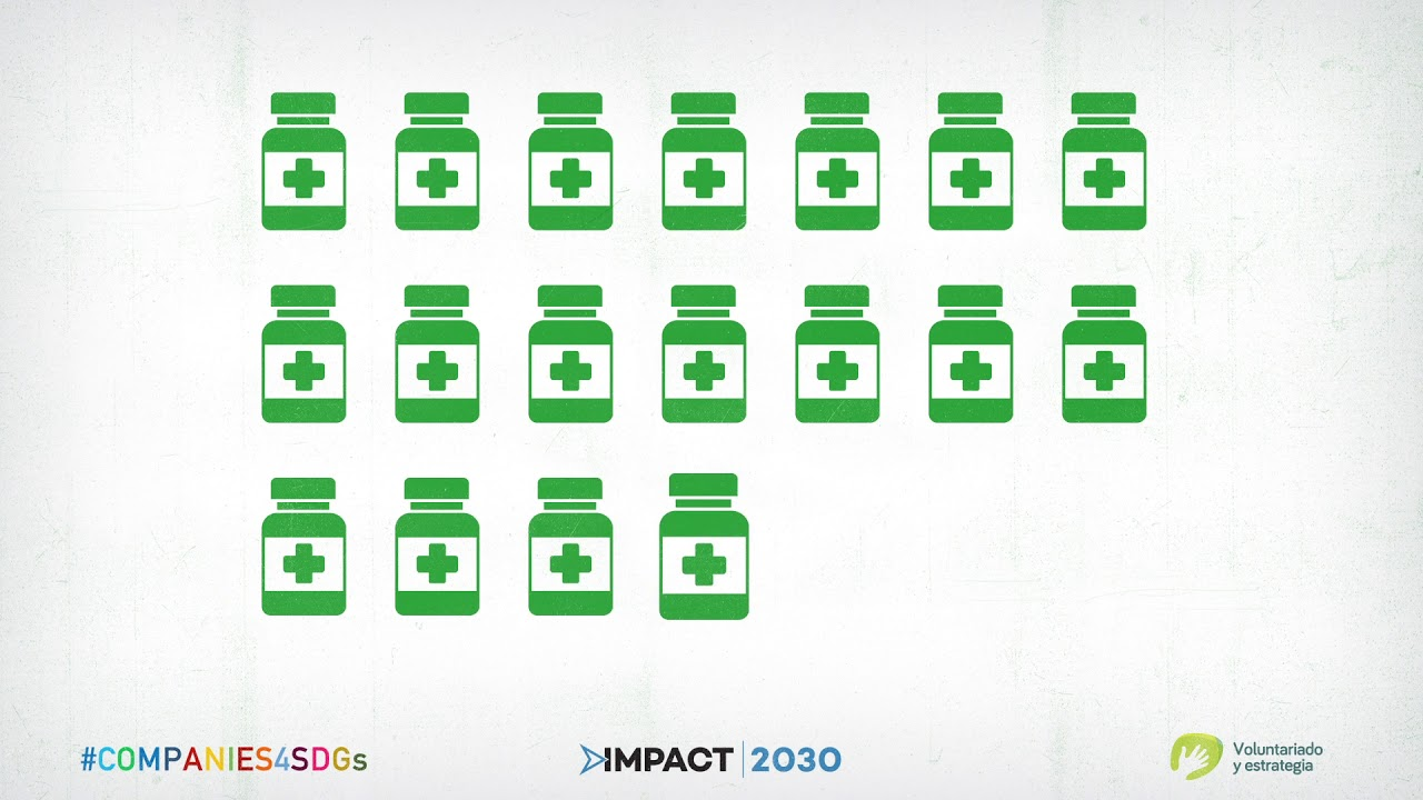 SDG 3 : GOOD HEALTH AND WELL-BEING - YouTube