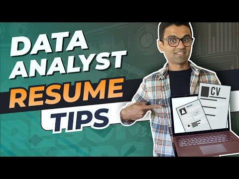 Data Analyst Resume | Data Analyst Resume Sample