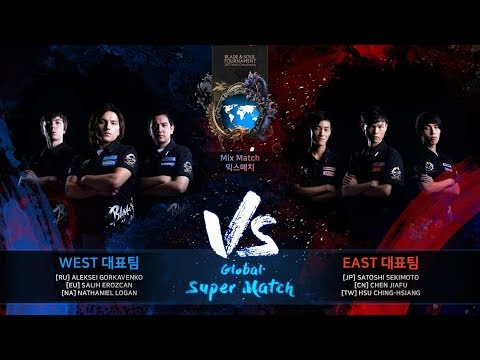 Blade & Soul Esports: West vs East