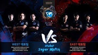 Blade & Soul Esports: West vs East