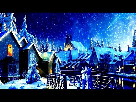 "Most Beautiful Music Ever: ""Snowfall"" Christmas Music Holiday Vocal"