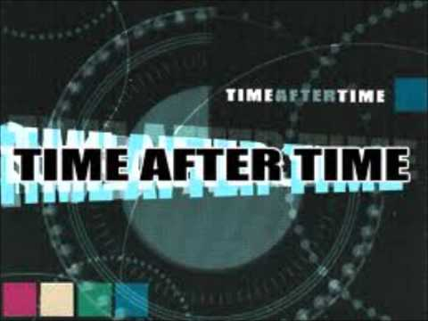 Time after time, original song by John Glenn