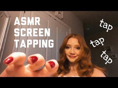 ASMR- Screen Tapping