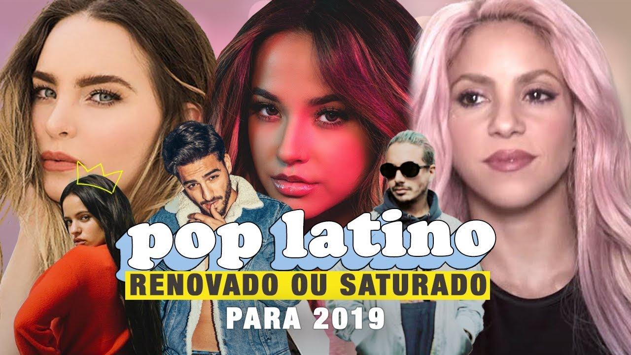 A Música Latina Continuará Em Alta Em 2019 Youtube