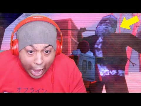 SANTA CLAUS HORROR GAME!!! [PLANET OF BLOODTHIRSTY SANTA]