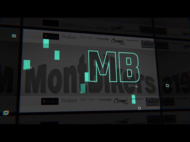 MontBikers, secciones