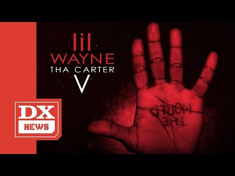 """Lil Wayne """"Tha Carter V"""" Is Reportedly Dropping This Month"""
