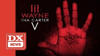 lil wayne tha carter v is reportedly dropping this month