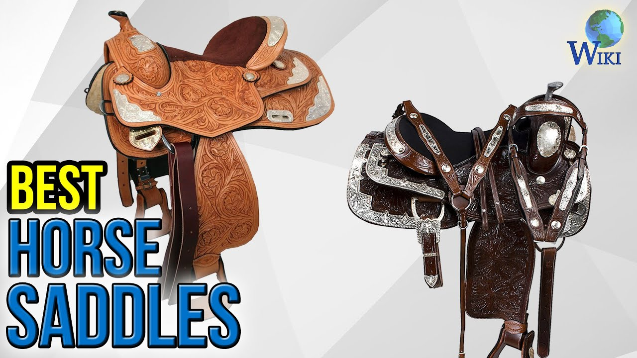 9 Best Horse Saddles 2017