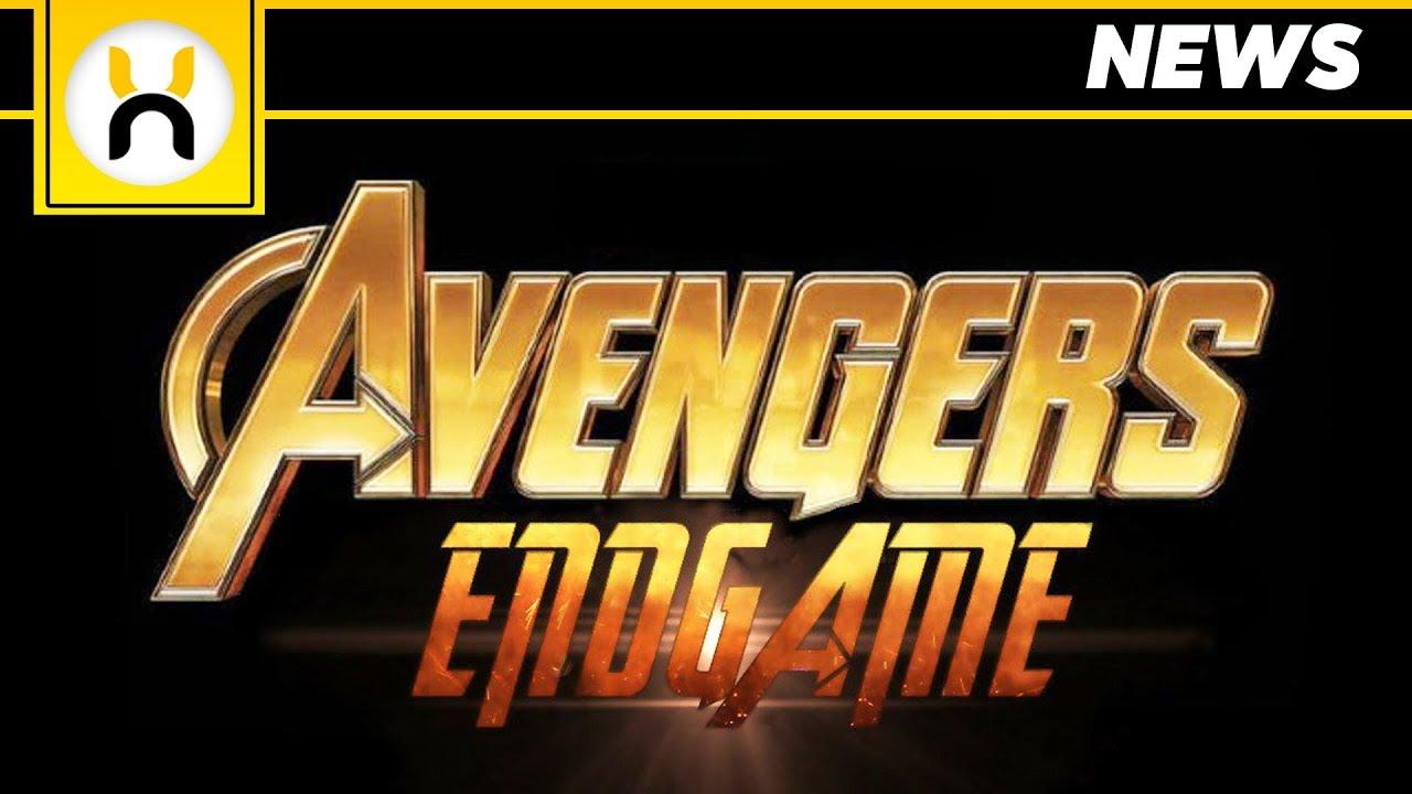 Avengers 4 Title