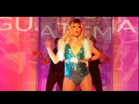 Malena as Britney Spears at Genetic Majestic Club