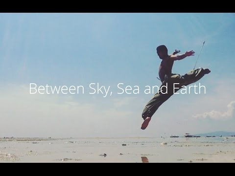 """Between Sky, Sea and Earth - Ehrlich """"Firechill"""" Ocampo on Levitation Wand"""