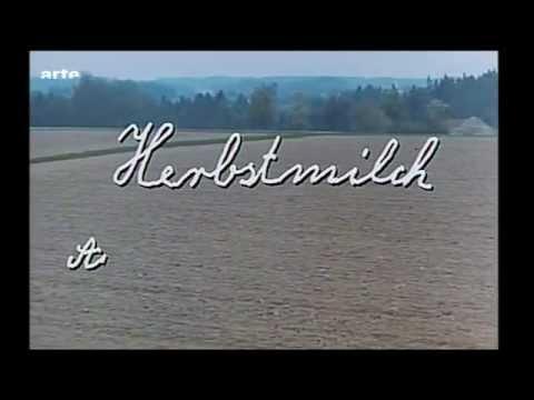 Herbstmilch Vor Und Abspann Youtube