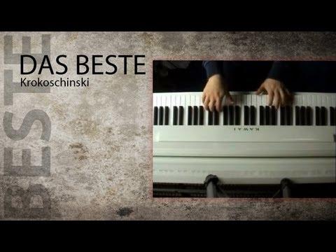 Das Beste Piano Version (original vom Album)