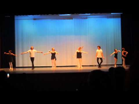 Rani's beautiful ballet dance- pioneer high school