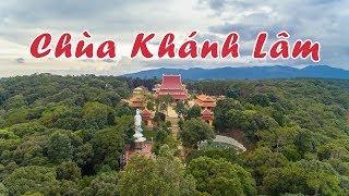 Ngôi chùa có mái hình NHÀ RÔNG đặc biệt ở MĂNG ĐEN KON TUM - YouTube
