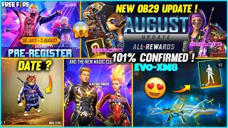 OB29 Update Free Fire | Free Fire New Update 2021 | Free Fire OB29 Update | Free Fire New Event